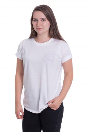 Trophy Eyes - Day Dreamer Flash White - T-Shirt