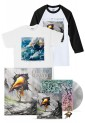 Circa Survive - The Amulet Clear Vinyl White Deluxe Special Pack - T-Shirt