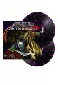 Avenged Sevenfold - City Of Evil Black Purple Splatter - Colored 2 LP