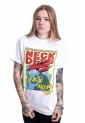 Neck Deep - I Revolve (Around You) Cartoon White - T-Shirt
