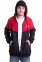 Sylar - Logo Red/Black - Windbreaker